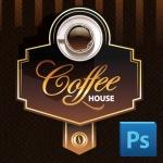 Eclipse Digital Media Digital Signage PSD Digital Menu Board Template Coffee Shop Design Version 2