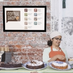 Eclipse Digital Media Digital Signage Solutions - embed cloud based Digital Menu Boards 46 inch