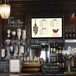 Eclipse Digital Media Digital Signage Solutions - embed cloud based Digital Menu Boards 55 inch
