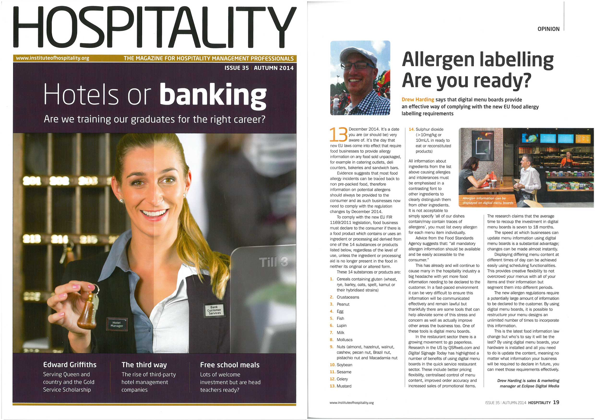 hospitality journal articles