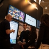 Eclipse Digital Media with ONELAN at ISE Amsterdam 2013 Exhibiting Digital Menu Boards Drew Exhibiting