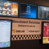 Eclipse Digital Media with ONELAN at ISE Amsterdam 2013 Exhibiting Digital Menu Board Full