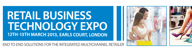 Eclipse Digital on Samsung & ONELAN stands at Retail Business Technology Expo (RBTE)