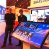 Eclipse Digital Media exhibit Digital Menu Boards & Digital Media Content at RBTE 2013 with ONELAN and Samsung