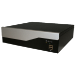 Eclipse Digital Media ONELAN Digital Signage Media Player NTB 677-S Subscriber with HDCP Compliant HD Capture Card