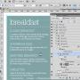 Eclipse Digital Media Digital Signage Cafe / Canteen Style Digital Menu Board Photoshop PSD Template - Editable Circles