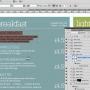 Eclipse Digital Media Digital Signage Cafe / Canteen Style Digital Menu Board Photoshop PSD Template - Editable Menu Items