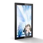"Eclipse Digital Media Digital Signage USB Updated 55"" Slimline Digital Advertising Display Portrait"