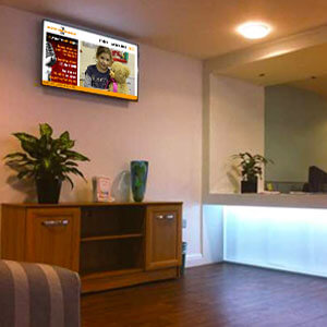 eclipse digital media digital signage for healthcare
