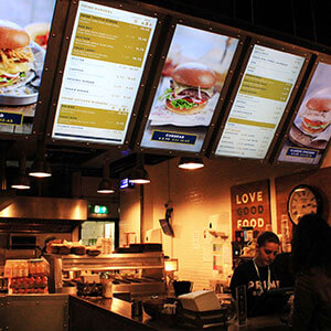 eclipse digital media digital signage for restaurants