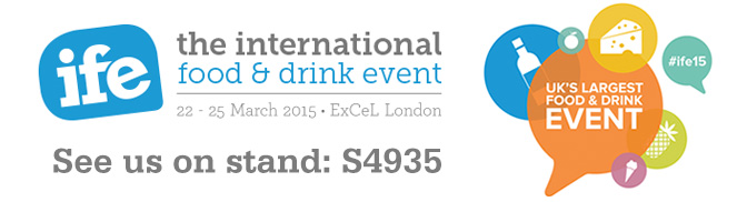 See Eclipse Digital at International Food & Drink Event (IFE) March 2015