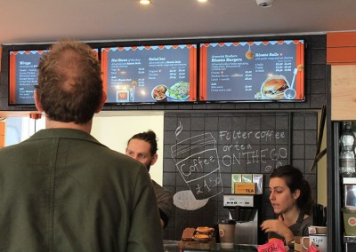 eclipse digital media digital signage solutions arancini brothers digital menu boards case study full2
