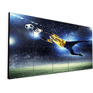 eclipse digital media football video wall