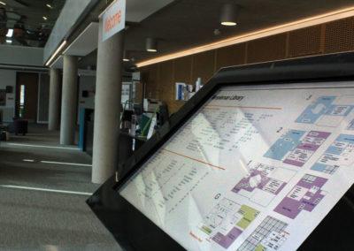 eclipse digital media digital signage solutions university of kent 9