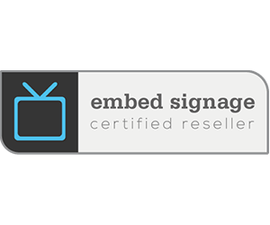 eclipse digital media embed signage certified reseller