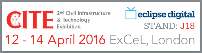 Eclipse Digital at CITE! – Civil Infrastructure & Technology Exhibition