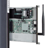 Eclipse Digital Media Clevertouch slot in pc closeup
