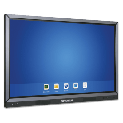 Eclipse Digital Media Digital Signage Clevertouch V-Series for Education and Business
