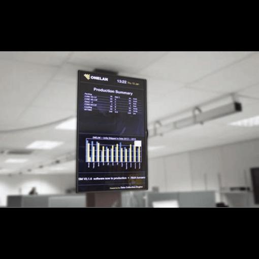 Eclipe Digital Media - Digital Signage Shop - ONELAN DCE Data Collection Engine