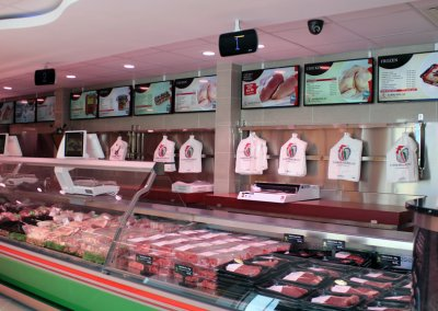 eclipse digital media digital signage project digital menu boards tariq halal meats 5