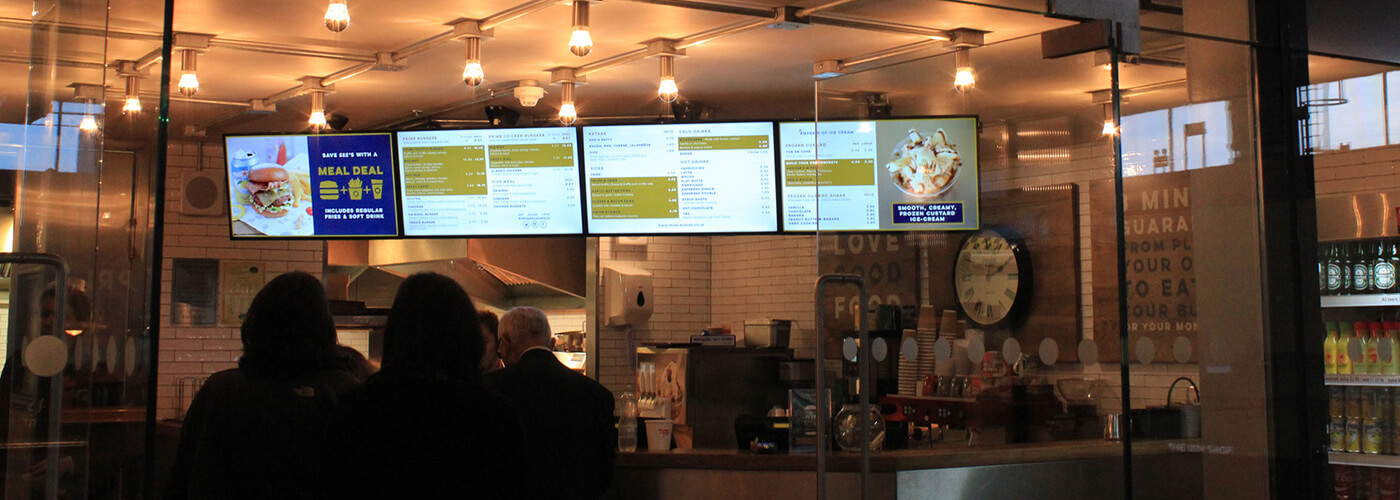 Eclipse Digtal Media Prime Burger Digital Menu Boards 3