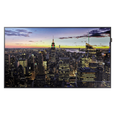 Eclipse Digital Media - Digital Signage Shop - Samsung 4K UHD QM55F