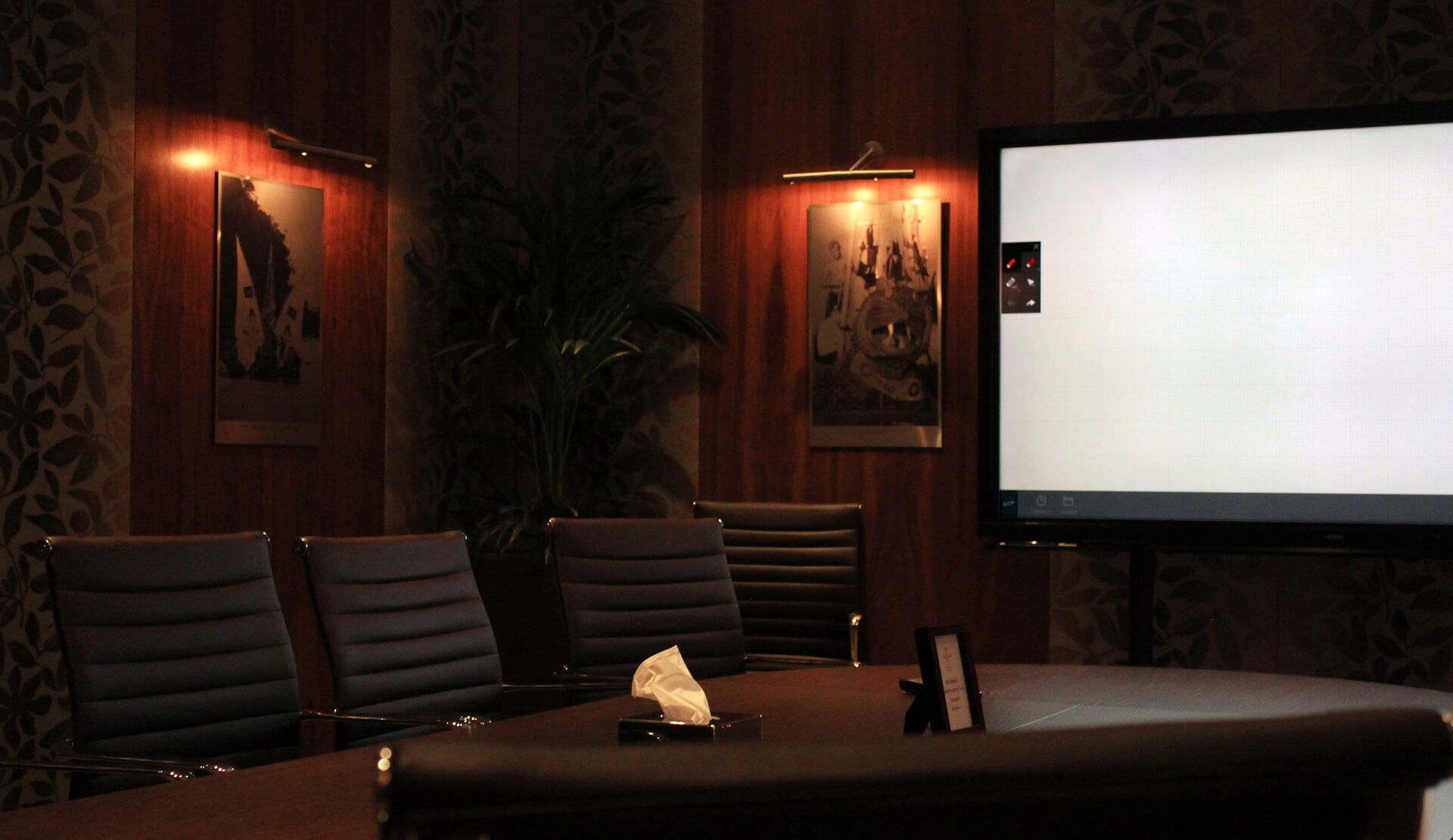 Eclipse Digital Media Digital Signage Project The Park Hotel Knightsbridge 14