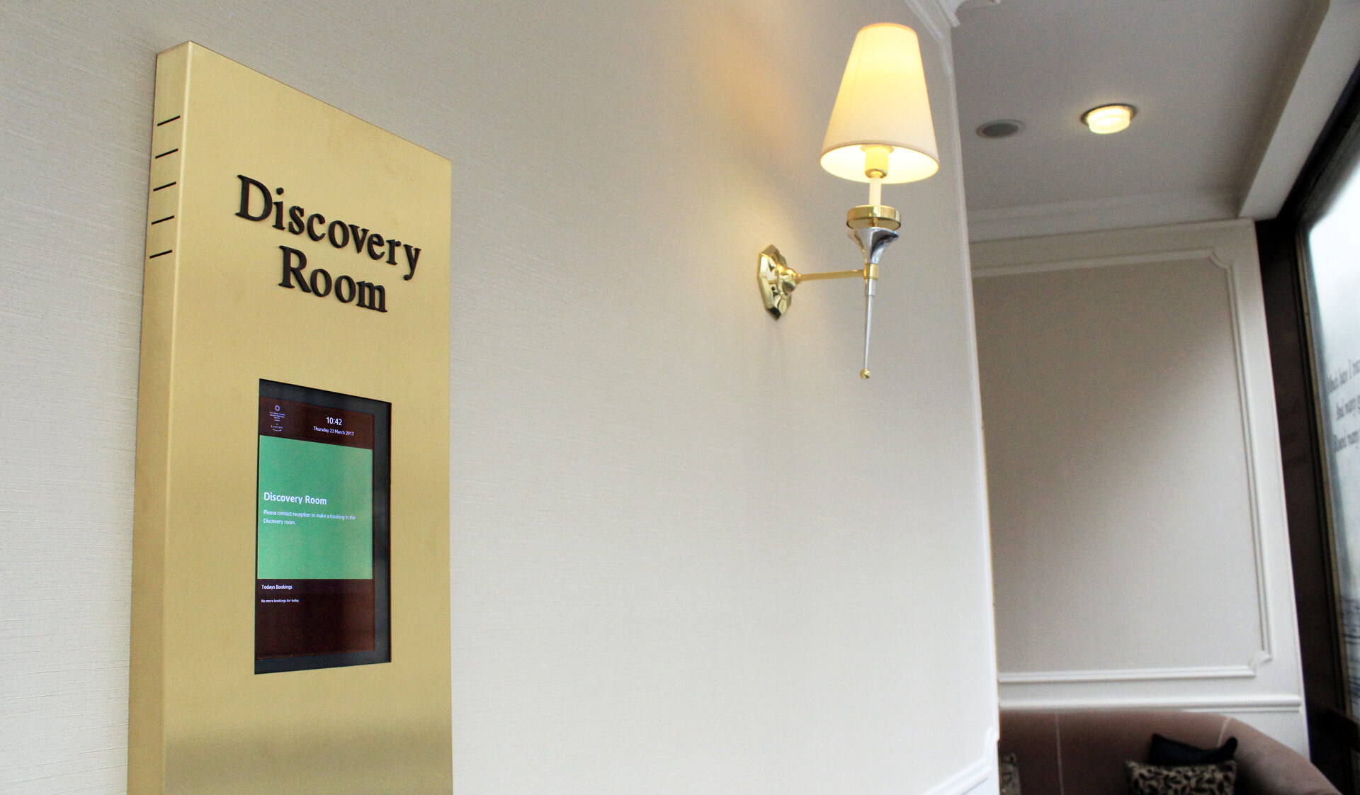 Eclipse Digital Media Digital Signage Project The Park Hotel Knightsbridge 6