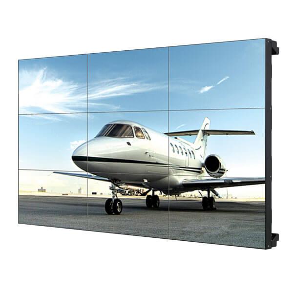 Eclipse Digital Media - Digital Signage Shop - LG LV35A Front Tilted