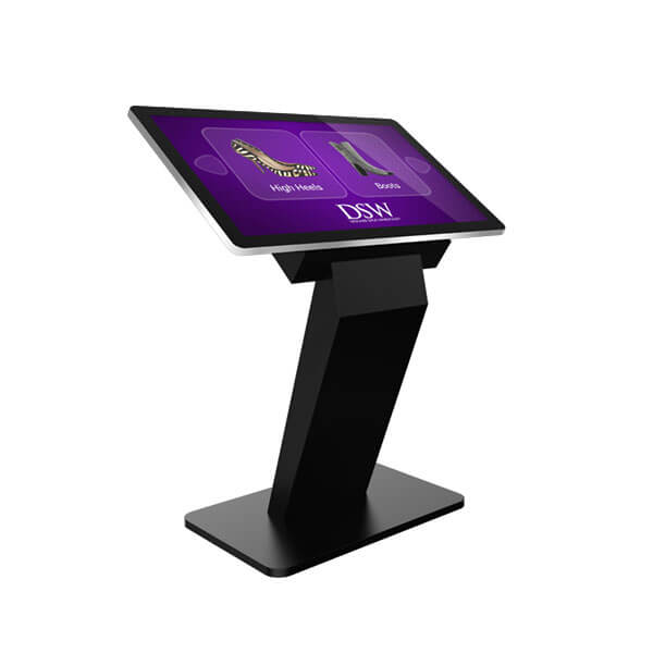 Eclipse Digital Media - Digital Signage Shop - All In One PCAP Touch Kiosk Front