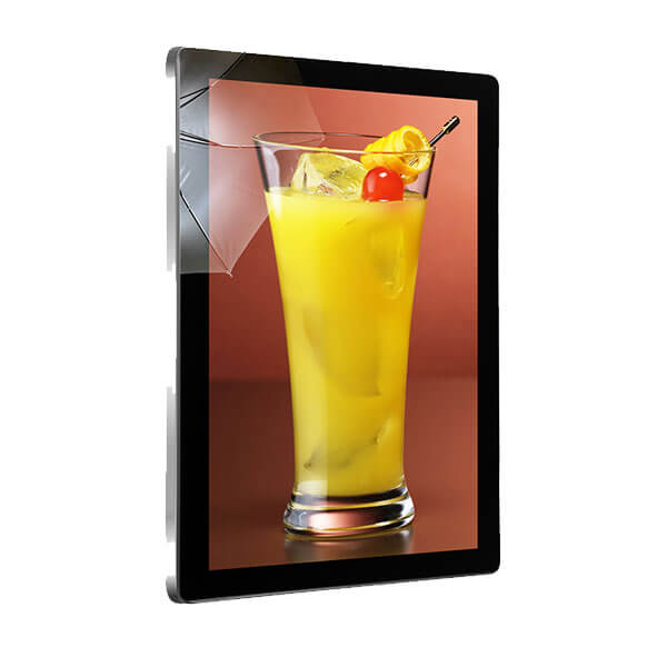 Eclipse Digital Media - Digital Signage Shop - Android Advertising Display Portrait