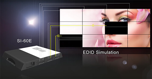 Eclipse Digital Media - Digital Signage and AV Shop - iBASE Digital Signage Media Player - SI-60E 12 Output Video Wall - EDID Simulation