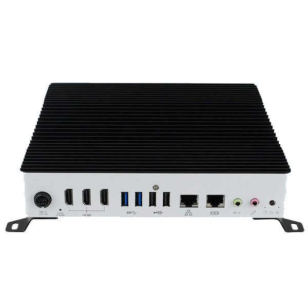Eclipse Digital Media - Digital Signage Shop - iBase SI-623-N 3 x HDMI Outputs