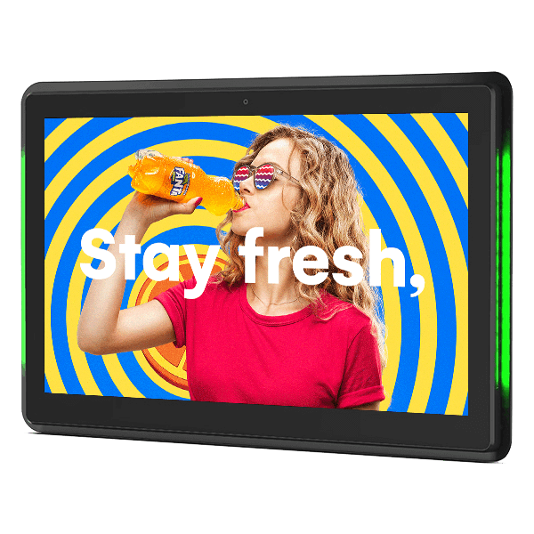 Eclipse Digital Media - Digital Signage Shop - POS advertising display