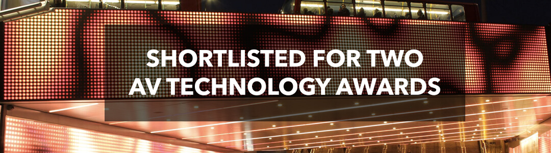 Eclipse Digital Shortlisted for Two AV Technology Awards 2020