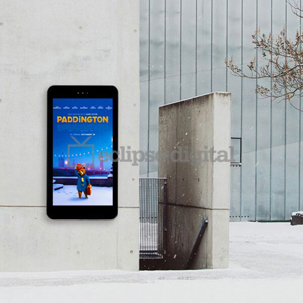 Eclipse Digital Media - Digital Signage Shop - IP65 rated outdoor advertising display