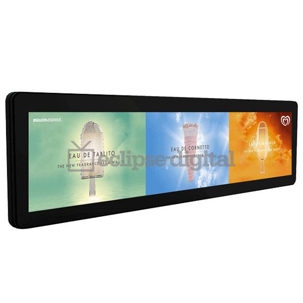 Eclipse Digital Media - Digital Signage Shop - Ultra Wide Stretch Display