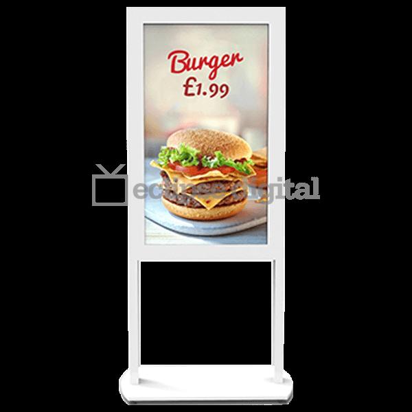 Eclipse Digital Media - Digital Signage Shop - Freestanding ultra high bright poster