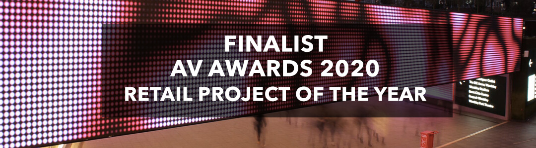 Eclipse Digital Finalists at AV Awards 2020