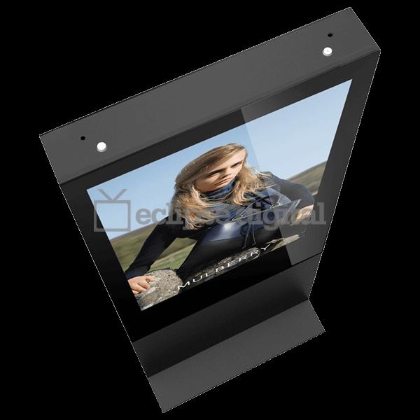 Eclipse Digital Media - Digital Signage Shop - Double-sided freestanding poster