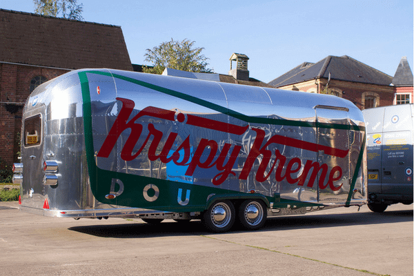 Eclipse Digital Media - Digital Signage, LED and AV Specialists - Krispy Kreme Rocket