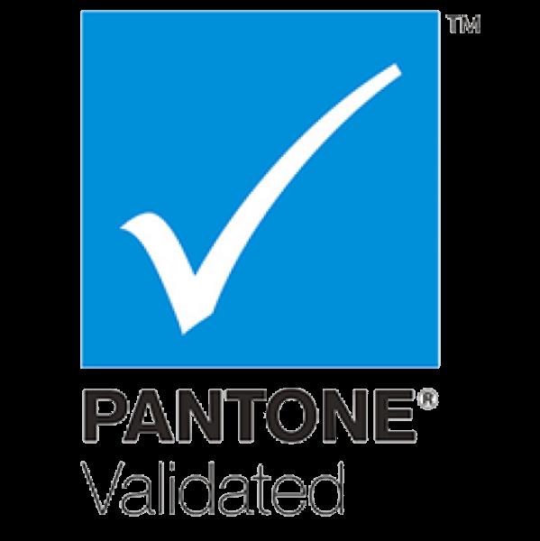 Pantone Validated